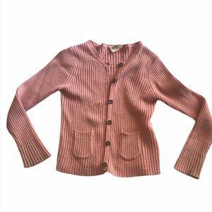 Mini Boden sweater cardigan